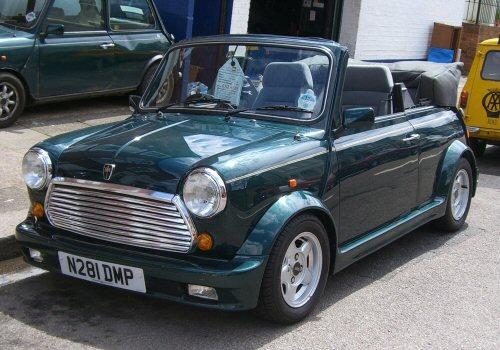 Rover Mini Cabriolet