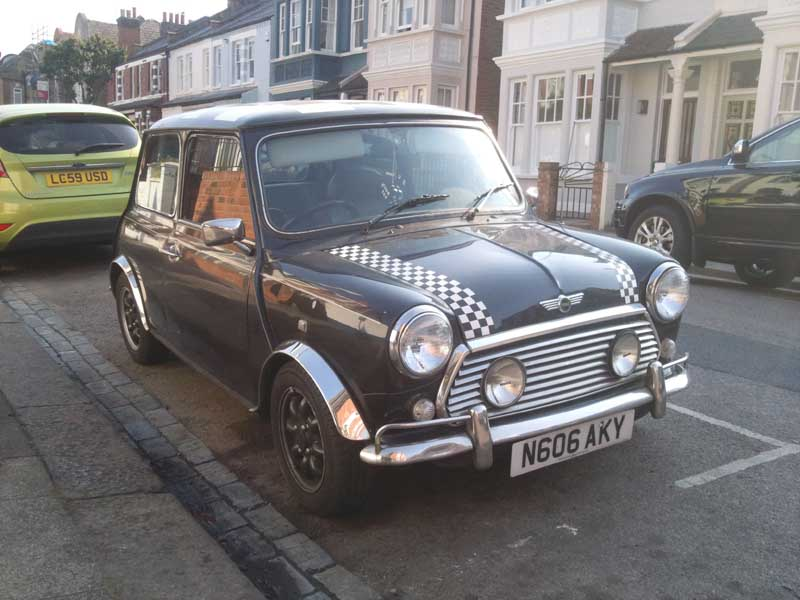 Rover Mini Mayfair Auto