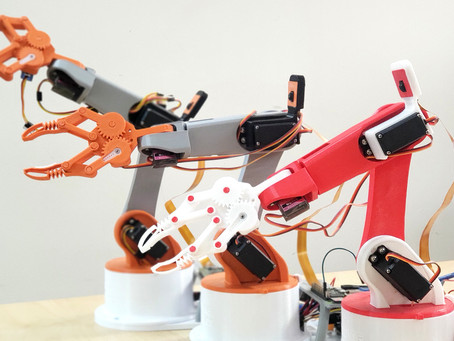 5 Reasons Why You Should Build an AI-Enabled Robot Arm
