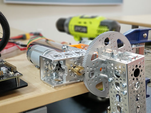 Advanced Robotics Lab - High Power Mechatronics for Robotics - Part 3