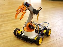 Evodyne_Autonomous_Tournament_robot_car.