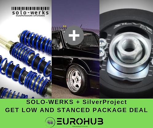 SOLO-WERKS / SilverProject COMBO - MK1 GOLF