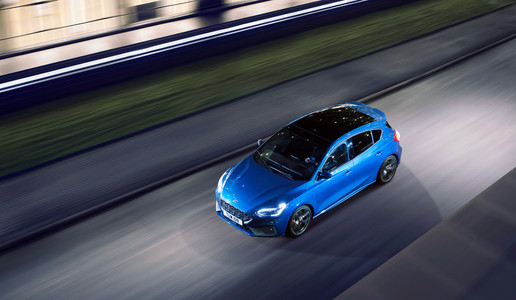 Ford. Focus ST