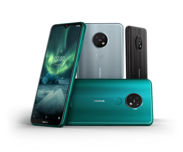 Nokia. 7.2