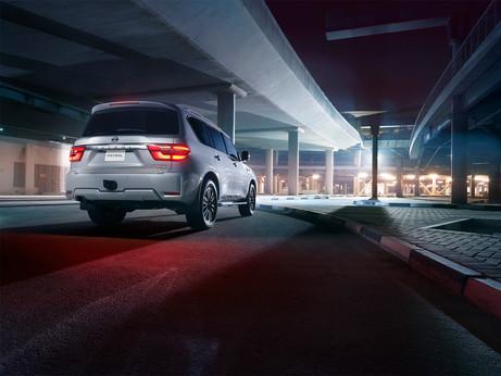 Nissan. Patrol
