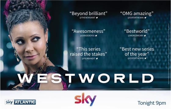 Sky. Westworld