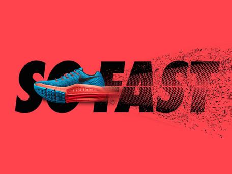 Nike. So Fast
