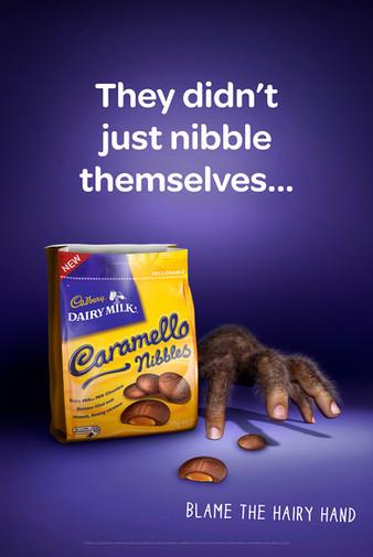 Cadbury. Nibbles