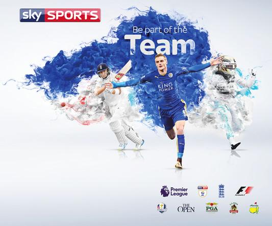 Sky. Sports