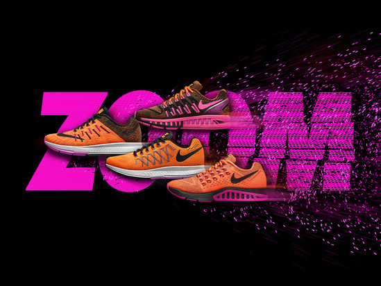 Nike. Running Shoes