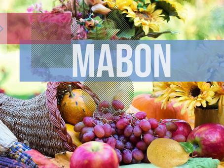 Newsletter: Mabon 2021
