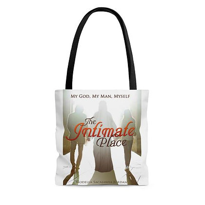 The Intimate Place Tote Bag