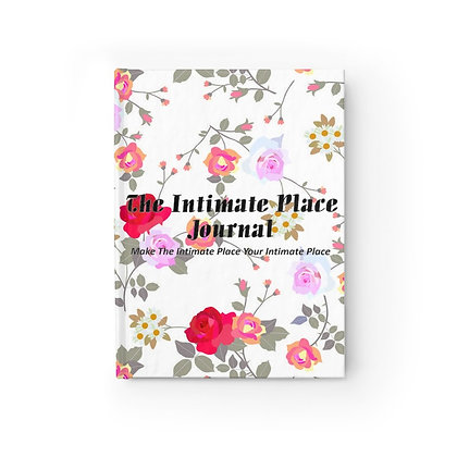 The Intimate Place Floral Journal