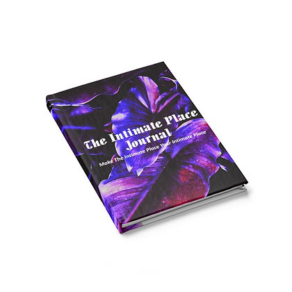 The Intimate Place Purple Leaf Journal