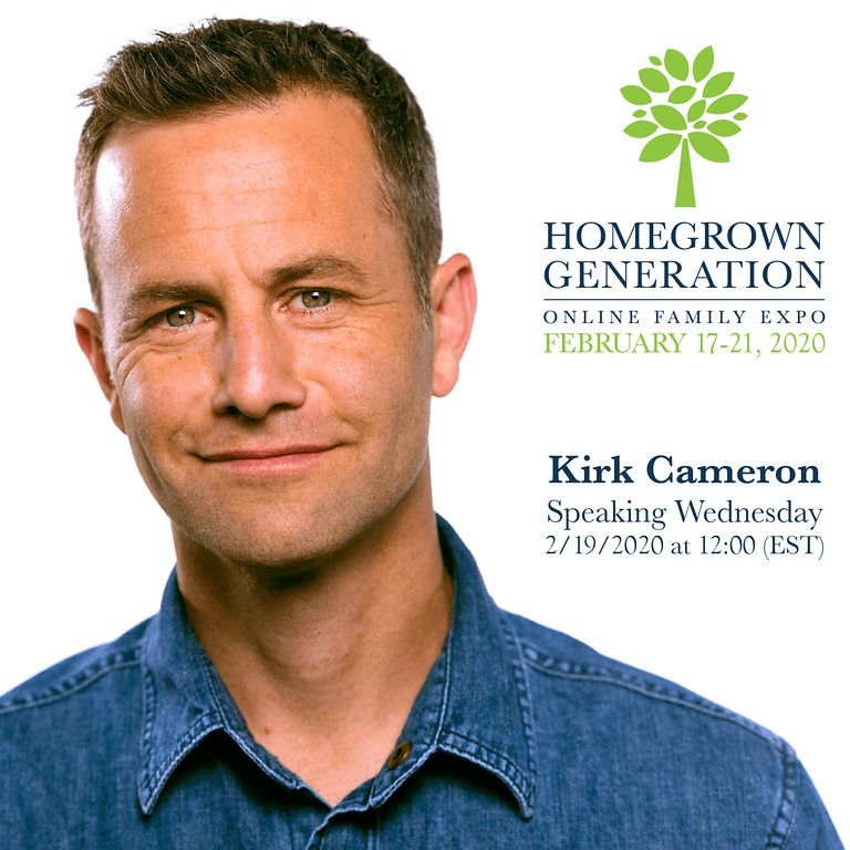 The Homegrown Generation Online Family Expo