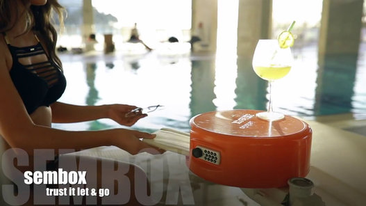 SEMBOX OFFERS YOU SECURED RELAXING DAYS