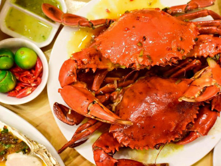 在峴港頭十名的海鮮餐廳