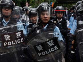 HK Police Human Rights Failure