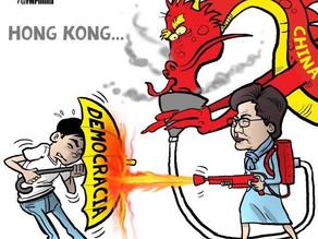 Carrie Lam a stubborn leader, Hong Kong a broken system