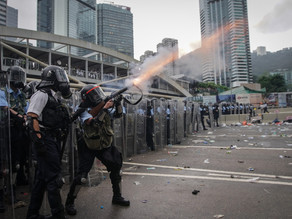 Hundreds of Police quit force during protests