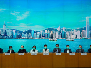 """HK people need """"government distancing"""""""