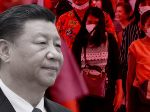 World is paying for Xi's autocracy