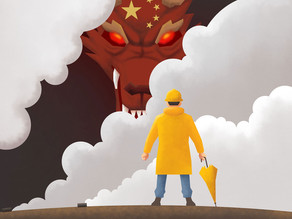 Coercion : The red dragon pushes the boundaries