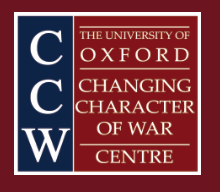 Oxford Changing Character of War