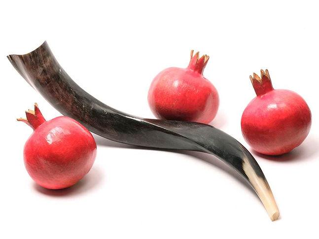 rosh ha shanah shofar pomergranate.jpg