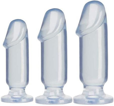 Kit de iniciación anal - Crystal Jellies