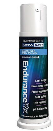 Endurance RX - Spray Desensibilizador - Swiss Navy