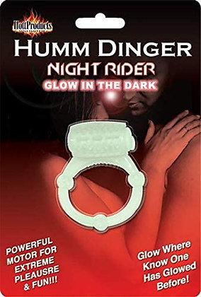 Anillo vibrador Brilla en la Oscuridad