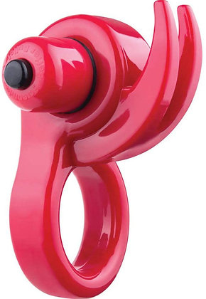 ScreamingO - Orny Vibe Ring - Red