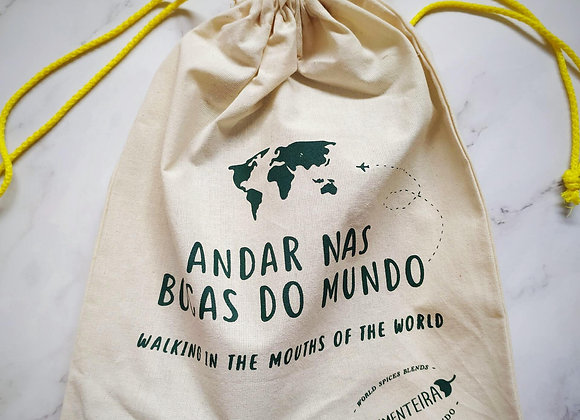 """Essenciais """"Andar nas Bocas do Mundo"""""""