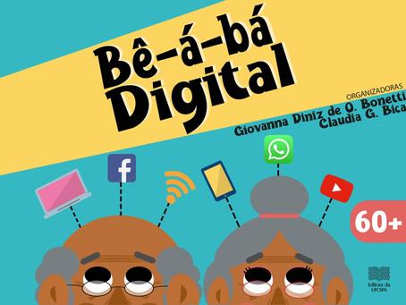 Editora da UFCSPA lança livro para auxiliar idosos na inclusão digital