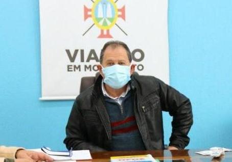 Luto oficial em Viamão:  Nota de pesar