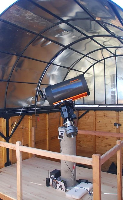 Séjour d'astronomie au Chili Cap Astro Evasion -11