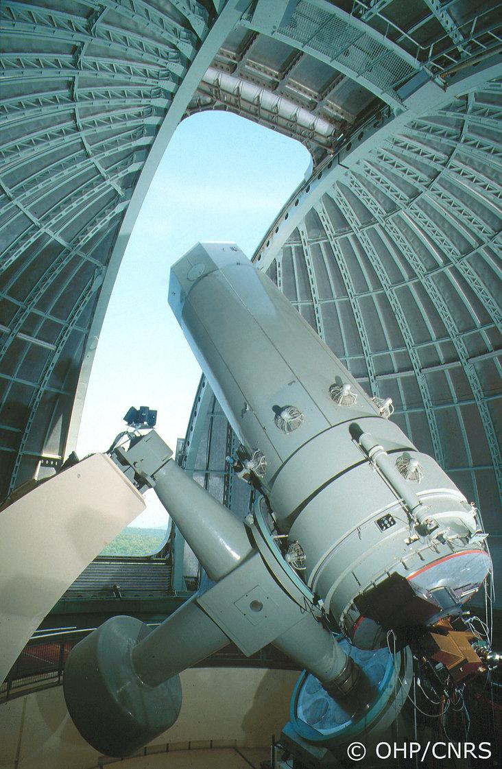 Observatoire de Haute-Provence (CNRS)