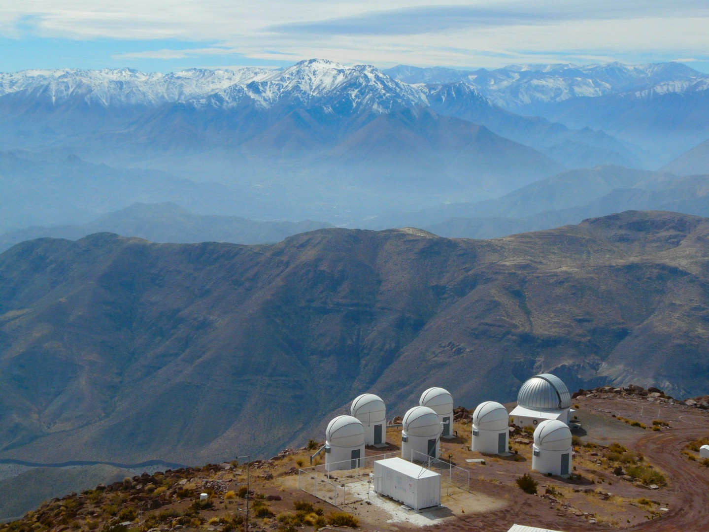 Séjour d'astronomie au Chili Cap Astro Evasion - 5