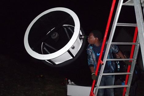 Le télescope géant T800