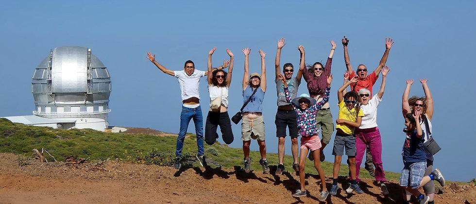 Séjour à La Palma