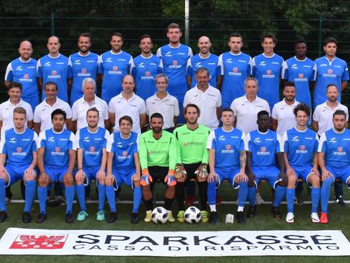 SV Steinegg - USD Bressanone 2-2