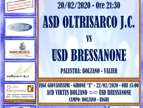 Calcio a 5 Serie C2, impegno in trasferta