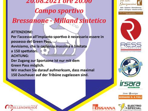 Al via la stagione sportiva 2021-22!