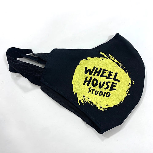 Cloth Face Mask With Logo