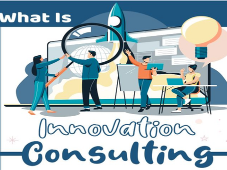 What is Innovation Consulting