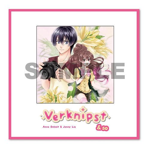 Shikishi  zum Manga Verknipst und so