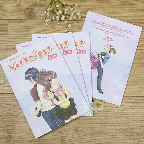 Manga Verknipst und so (Kapitel 3)