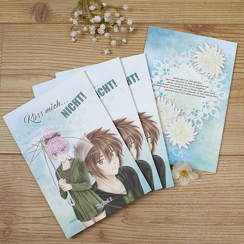 Manga Küss mich... Nicht! (Kapitel 3)