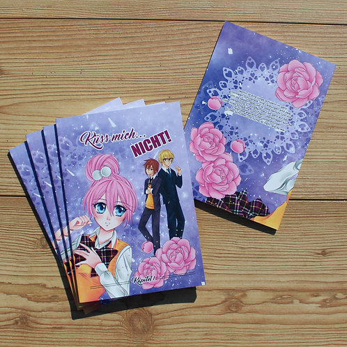 Shoujomana Kapitel 1 Küss mich... NICHT! von Jenny Liz